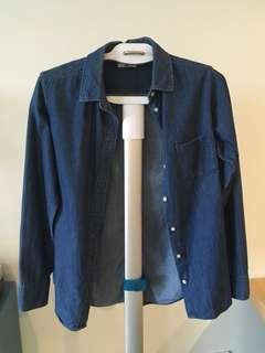 Uniqlo Denim style Shirt