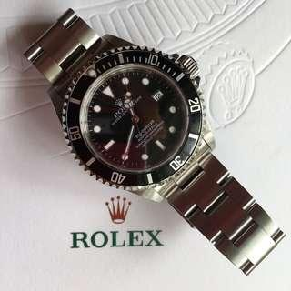 Rolex Sea dweller Submariner