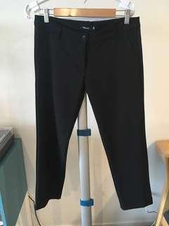 Black Work Pants - Size 10