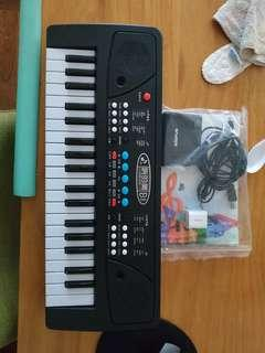 玩具電子琴