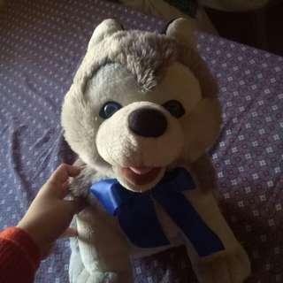 Blue Magic Husky