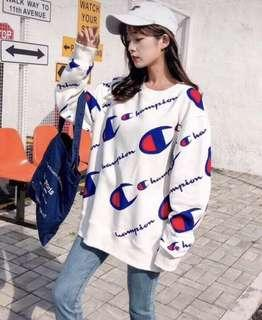Champion sweater 100% authentic from Taiwan