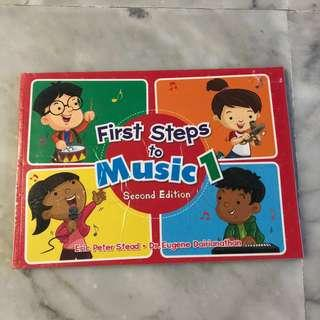 🚚 First Steps To Music Primary 1