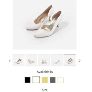 Christy Ng Wedding Shoes Cynthia 38 Rent Sale