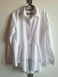 Padini White Blouse