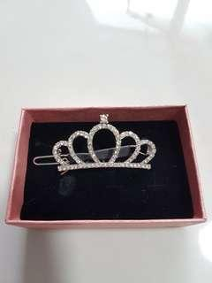 *New* Princess crown Hair Pin