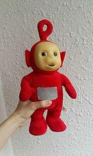 Dancing Teletubbies PoPo battery operated