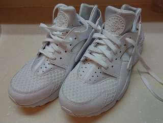 Nike Air Huarache white Mens 男裝 US 8.5 全新100% new