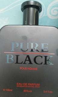 Pure Black for Men aunthentic