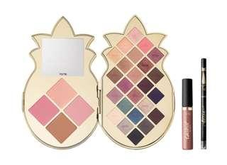 Tarte Holiday Collection Pineapple of My Eye Eyeshadow Face Palette