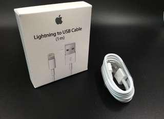Authentic Apple iPhone (1m) Lightning Cable