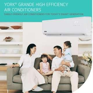 *PROMO* YORK INVERTER (CHEAPEST 4 TICKS)
