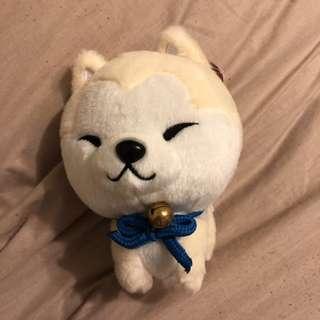 🚚 全新可愛秋田犬娃娃!60$$快點帶牠回家o(≧v≦)o