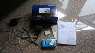 Used Olympus Stylus 5010 Camera