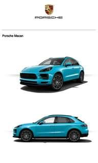 Customise Order Porches Macan 2.0