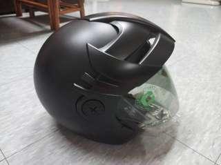 🚚 全新EVO黑色安全帽 L