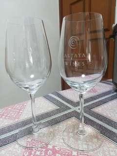 Altaya wine tasting 紅酒杯