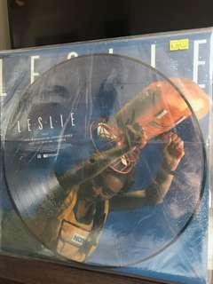 張國榮 Monica LP Picture Disc 黑膠圖案碟