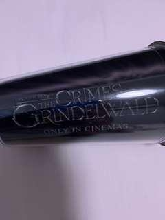 🚚 Fantastic Beasts and the Crimes of Grindelwald Limited Edition Tumbler