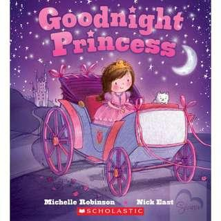 Storybook: Goodnight Princess