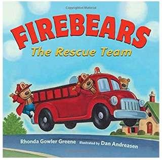 Storybook: Firebears The Rescue Team