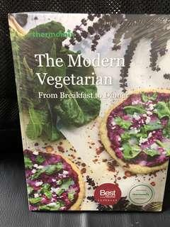 Thermomix TM5 cookbook the modern vegetarian