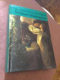 The complete illustrated works of William Shakespeare