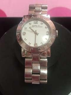 Marc Jacobs Stainless Steel Ladies Watch Large size