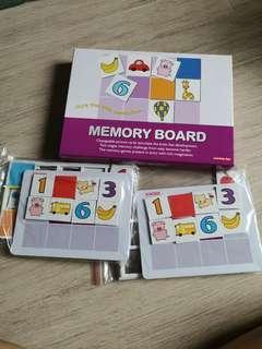 Memory Board #shichida