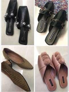 女神鞋 36號 各$169