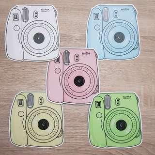 5pcs of Instax Postcards/Cards + Free 5pcs mini instax cards
