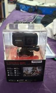 Garmin g-metrix action camera