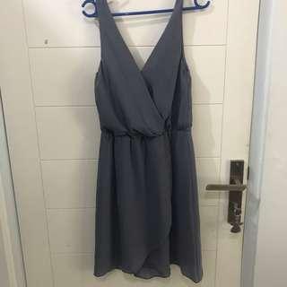 H&M Grey Dress (SUPER SALE!)