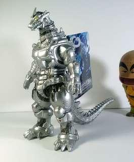 Authentic Bandai 2004 Mecha Godilla kaiju japan toy