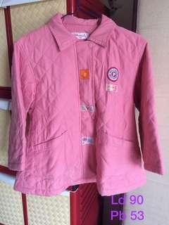 Puffer Pink