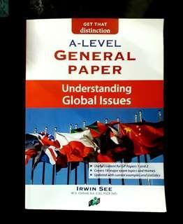 2 GP ESSAY BOOKS(Singapore & global issues)
