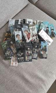 KPOP NECKLACE - 2PC FOR RM12 - BTS / EXO AND ETC