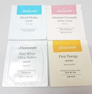 (All for $2) Mamonde Samples