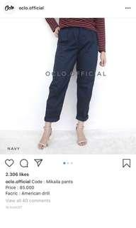 Baggy pants oclo official