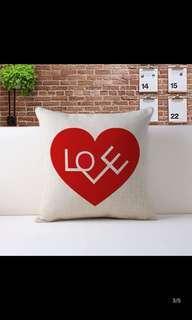 LOVE Graphic Cushion