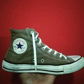 Converse ct high brown