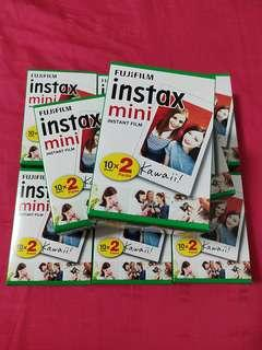 Special Offers Instax/Polaroid Film
