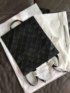 Authentic Issey Miyake Bao Bao Matt black backpack