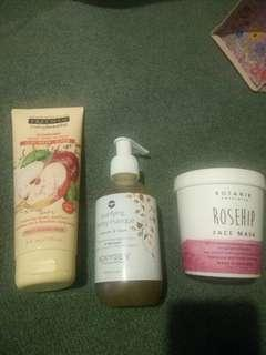Face mask package