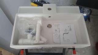 🚚 Ikea basin