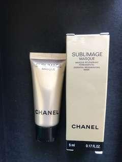 Chanel sublimage masque essential regenerating mask 5ml