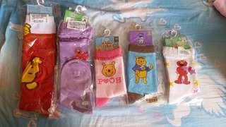 全新 迪士尼 Disney 小童 襪