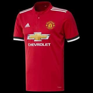 Authentic Manchester united S