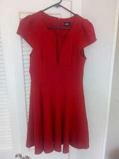 Red Dress from Dotti
