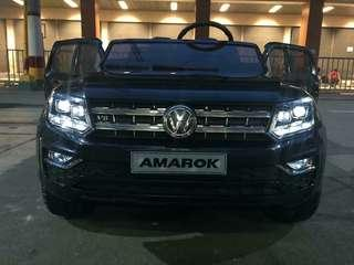 Amarok license car kids